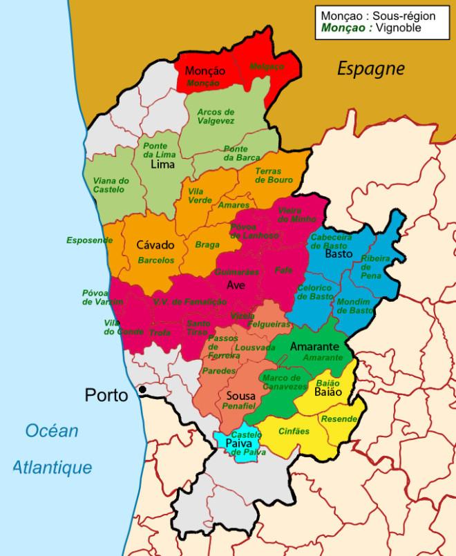 Revista Eno Estilo Mapa Do Vinho Regiao Demarcada Dos Vinhos